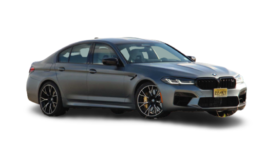 BMW M5 2021 PNG