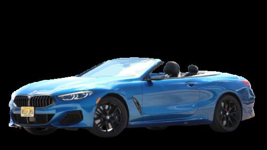 BMW M850i 2019 PNG