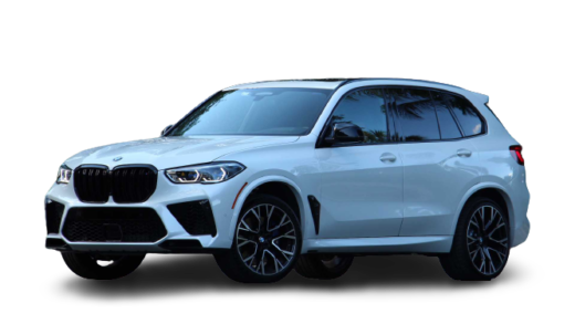 BMW X5 M Competition 2020 PNG
