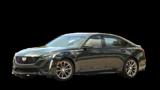 Cadillac CT5 V 2020 PNG