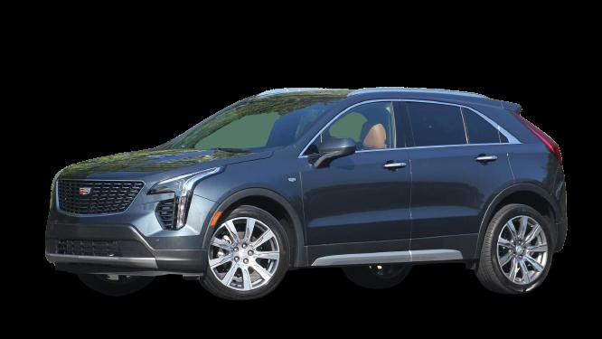 Cadillac XT4 2020 PNG