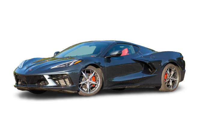 Chevrolet Corvette Stingray 2020 PNG