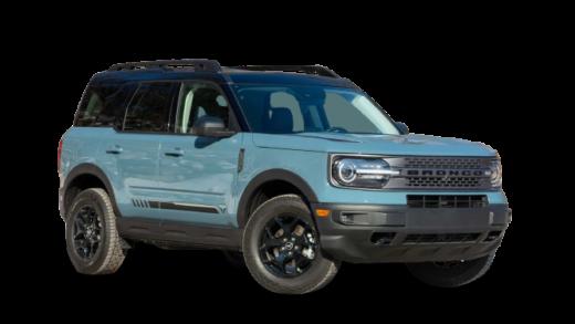 Ford Bronco Sport Badlands 2021 PNG