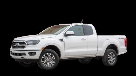 Ford Ranger Lariat 2019 PNG