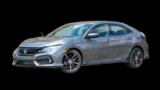Honda Civic Hatchback 2020 PNG