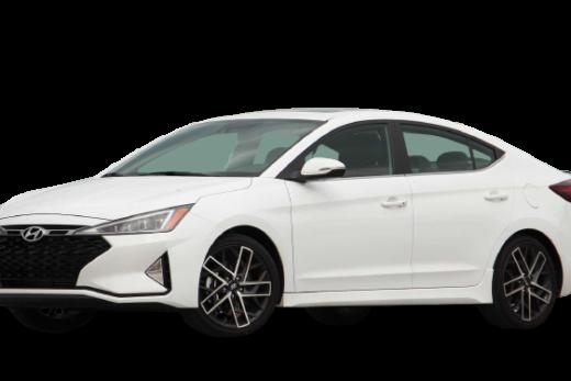 Hyundai Elantra Sport 2019 PNG