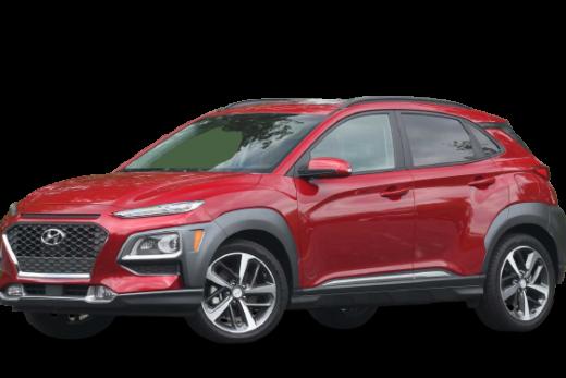 Hyundai Kona 2019 PNG