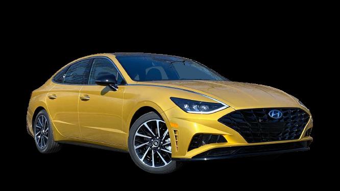 Hyundai Sonata 2020 PNG