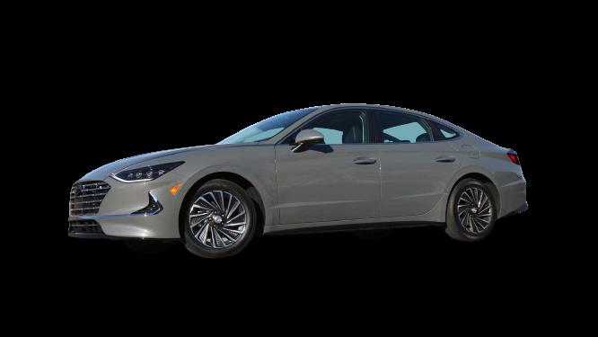 Hyundai Sonata Hybrid Limited 2020 PNG