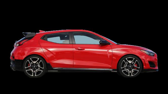 Hyundai Veloster N 2019 PNG