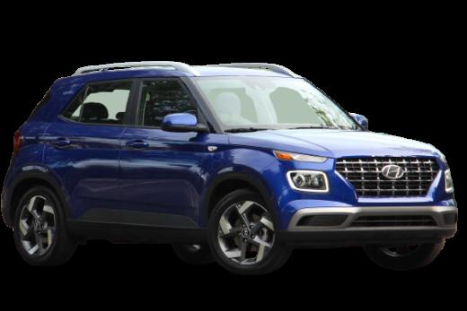 Hyundai Venue SEL 2020 PNG