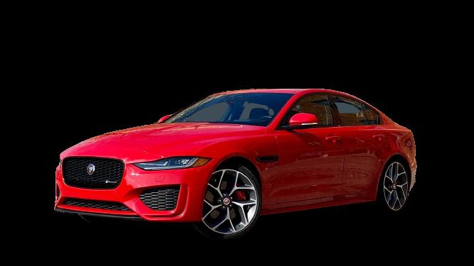 Jaguar XE 2020 PNG