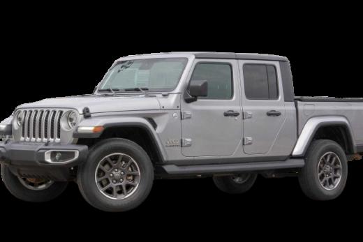 Jeep Gladiator Overland 2020 PNG
