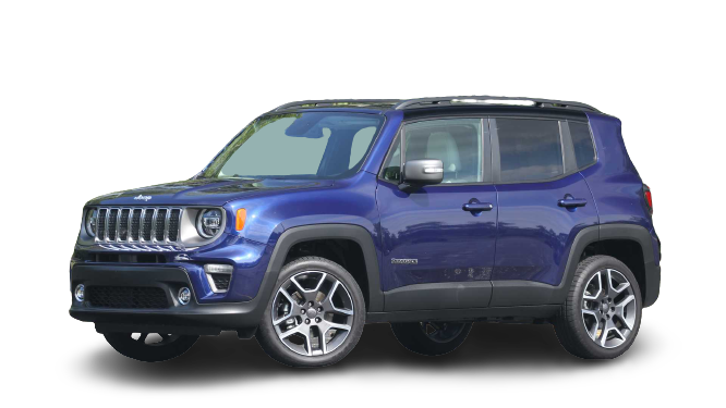 Jeep Renegade 2019 PNG