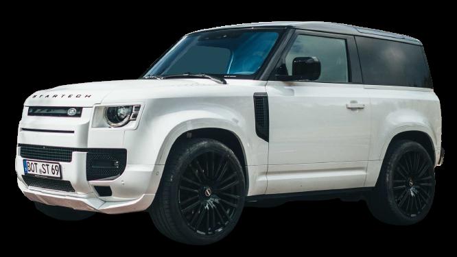 Land Rover Startech PNG