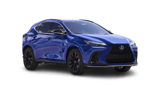 Lexus NX 2022 PNG