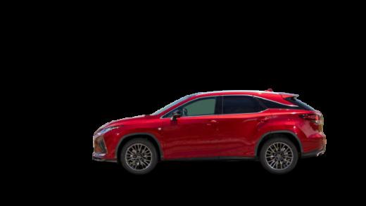 Lexus RX 350 2020 PNG