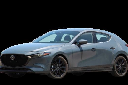 Mazda 3 AWD Hatchback 2019 PNG