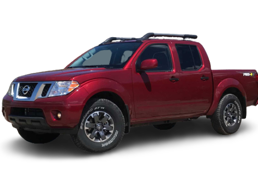 Nissan Frontier Pro 4X 2020 PNG
