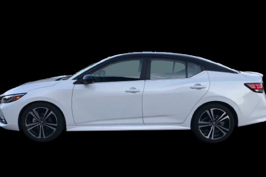 Nissan Sentra SR 2020 PNG
