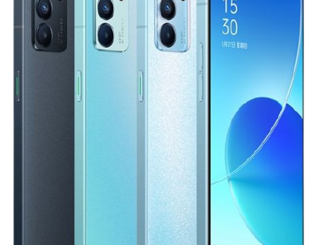 Oppo Reno 6 PNG