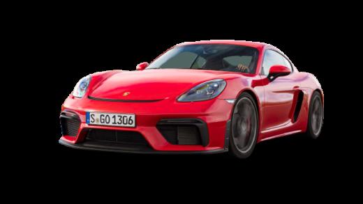 Porsche 718 Cayman GT4 And Boxster Spyder 2019 PNG