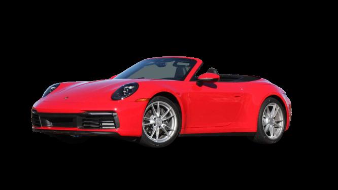 Porsche 911 2020 PNG