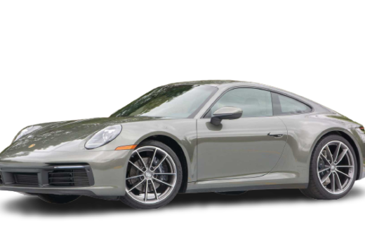 Porsche 911 Carrera 4 2020 PNG