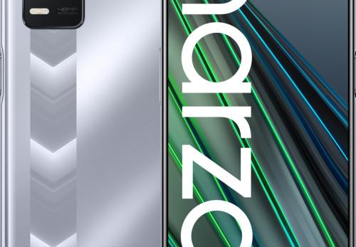 Realme Narzo 30 5G PNG