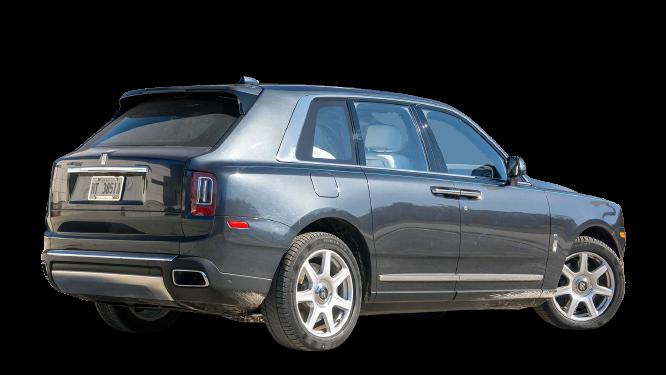 Rolls Royce Cullinan 2019 PNG