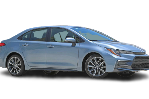 Toyota Corolla XSE 2020 PNG