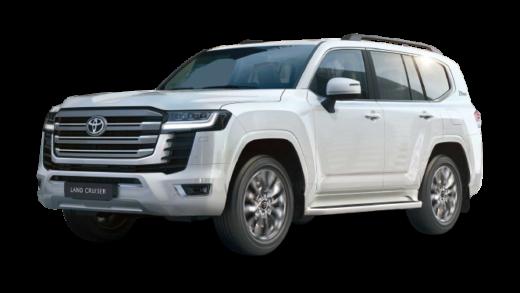Toyota Land Cruiser 2022 PNG