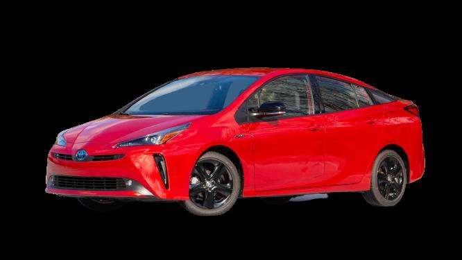 Toyota Prius 2021 PNG