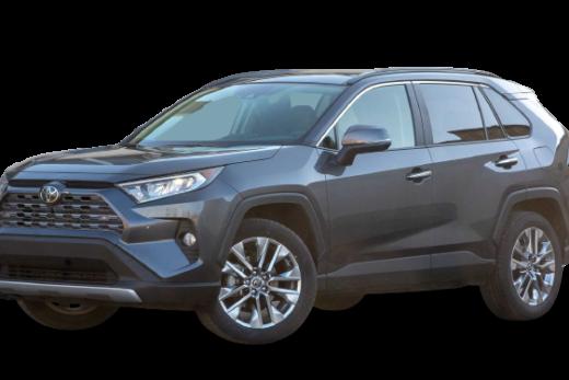Toyota RAV4 2019 PNG