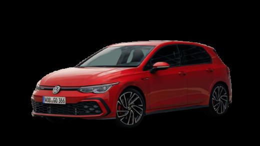 Volkswagen Golf GTI Track 2021 PNG