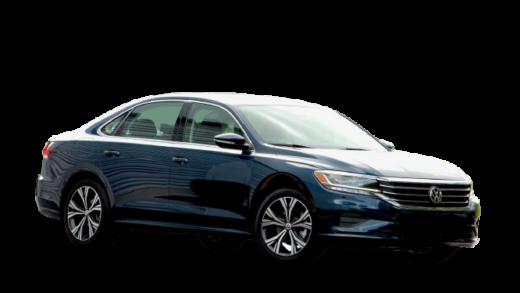 Volkswagen Passat SEL 2020 PNG