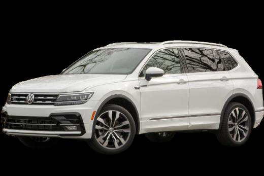 Volkswagen Tiguan 2021 PNG Free