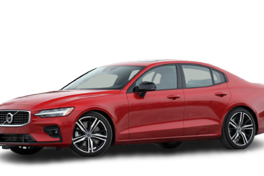 Volvo S60 T6 AWD R Design 2019 PNG