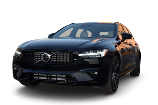 Volvo V90 T6 AWD 2021 PNG