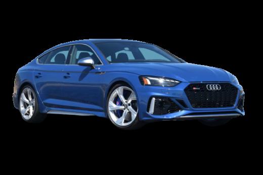 Audi RS5 Sportback 2021 PNG