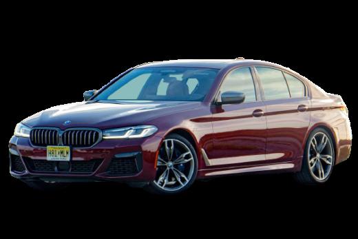 BMW M550i 2021 PNG