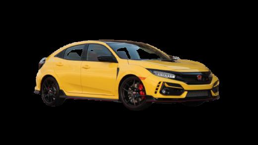 Honda Civic Type R 2021 PNG